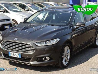 usado Ford Mondeo SW 2.0 tdci Titanium awd s&s 180cv powershi