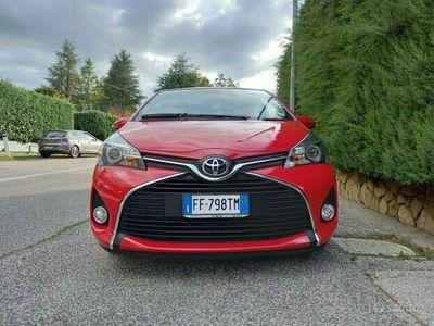 usata Toyota Yaris 1.0 5 porte Trend White Edition