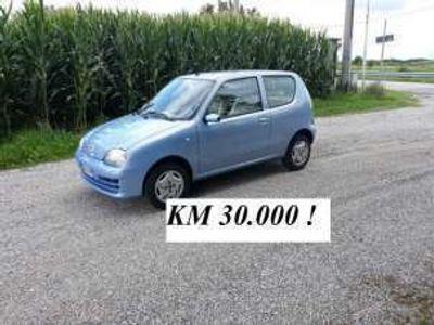 usata Fiat Seicento 1.1 30.000 KM COME NUOVA CLIMA OK NEOP Benzina
