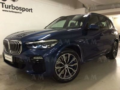 usata BMW X5 xDrive30d Msport del 2019 usata a Imola