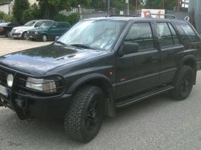 usata Opel Frontera 2.8 tdi 4x4 sw 113cv anno '95