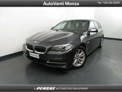 usata BMW 520 Serie 5 Touring Serie 5 (F10/F11) d xDrive Touring Business aut.