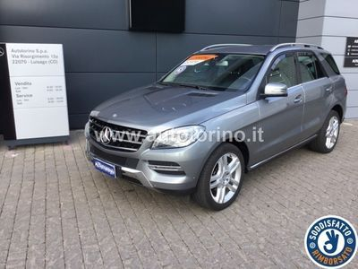 second-hand Mercedes ML250 CLASSE MLBT Sport 4matic auto