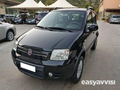 käytetty Fiat Panda 4x4 1.3 mjt 16v dpf climbing diesel