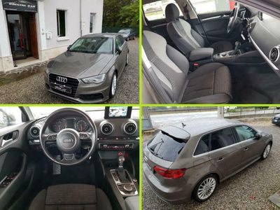usata Audi A3 2.0TDI S-LINE S-TRONIC,MATRIX,RADAR,KM CERT.