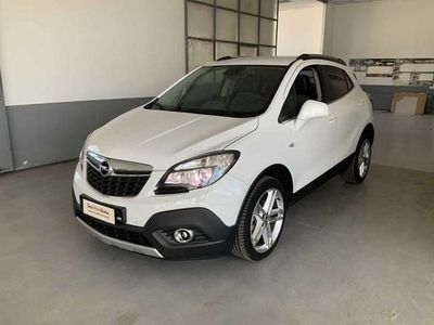 usata Opel Mokka 1.4 Turbo GPL Tech 140CV 4x2 Cosmo