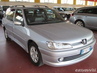 used Peugeot 306 SW turbodiesel HDi cat XR DT usato