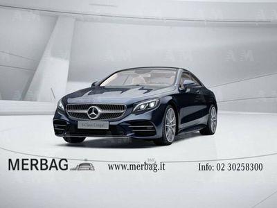 usata Mercedes 450 Classe S Coupé4Matic Coupé Premium Plus nuova a Milano