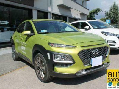 usata Hyundai Kona 1.0 T-GDI Xpossible nuova a Salerno