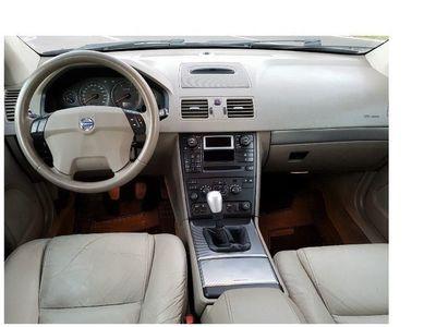 brugt Volvo XC90 2.4 D5 185 CV AWD full manuale (160.000 km.)