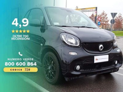 usata Smart ForTwo Electric Drive forTwo Prime