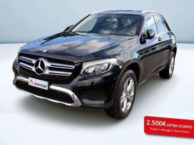 usata Mercedes GLC250 250 250 d Sport 4matic auto