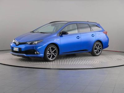 usata Toyota Auris Hybrid Black Edition Touring Sports