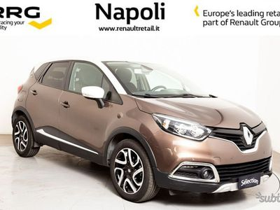 used Renault Captur 1.5 dCi 8V 90 CV EDC Project Runway