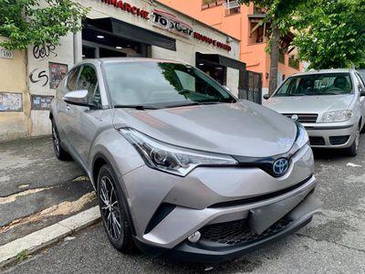 usata Toyota C-HR 1.8 Hybrid E-CVT Team AZIENDALE GARANZIA UF