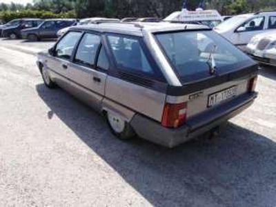 used Citroën BX benzina
