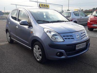 usata Nissan Pixo 1.0 5 porte GPL Eco Matic /km 90.000 - 2009