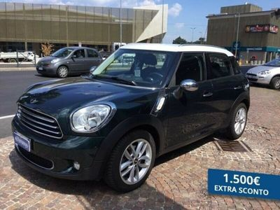 usata Mini Cooper D Countryman COUNTRYMAN 1.6 all4