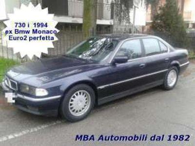 usata BMW 730 e38 ex monaco e corpo consolare benzina