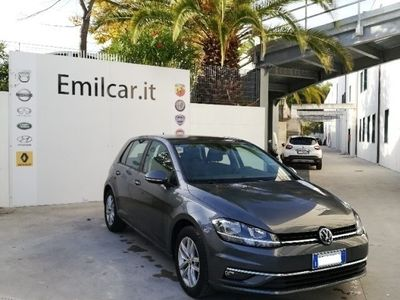 usata VW Golf 1.6 TDI 115 CV 5p. Business BlueMotion Technology Diesel