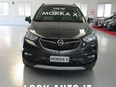usata Opel Mokka X 1.4 TURBO 140CV - 4x2 - INNOVATION - NUOVA - G36