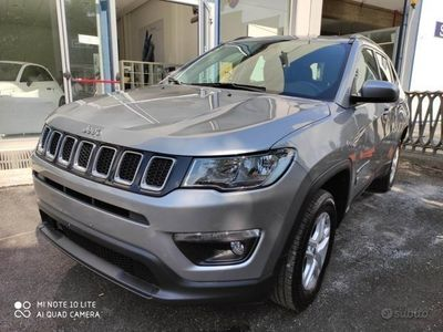 usata Jeep Compass 2.0 Multijet 4WD Business CAMBIO M. 2019