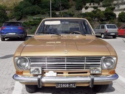 usata Opel Kadett B - Anni 70