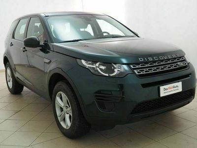 usata Land Rover Discovery Sport 2.0 TD4 150 Auto Business Edition Pure