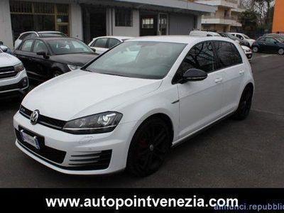 usata VW Golf GTD 2.0 TDI 5p. BMT #Sport&Sound Diesel