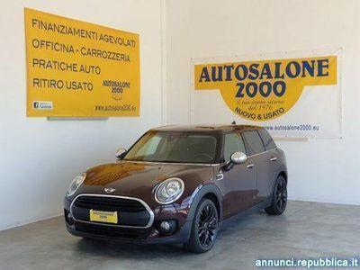 usata Mini One Clubman 1.5 D Business Automatica San Biagio di Callalta