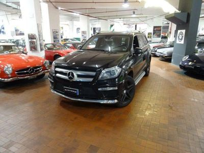 usata Mercedes GL350 BLUETEC 4MATIC PREMIUM - TAGLIANDI MERCEDES rif. 12197674