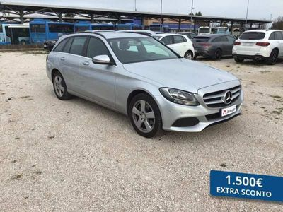 usata Mercedes 180 CLASSE C SW C SW(BT) Business auto