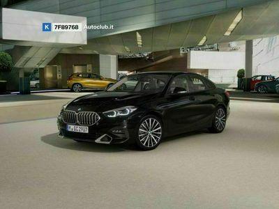 usata BMW 218 i Gran Coupe Luxury auto