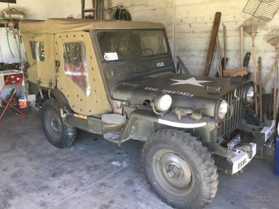 used Jeep Willys m 38