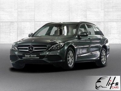 używany Mercedes C200 d S.W. Auto 9 marce navi + led + xenon + pdc
