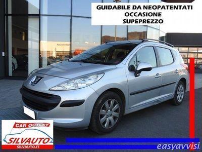 usado Peugeot 207 1.4 75cv sw benzina