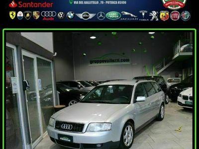 usata Audi A6 2.5 V6 TDI QUATTRO/180 CV cat Av. Tip.