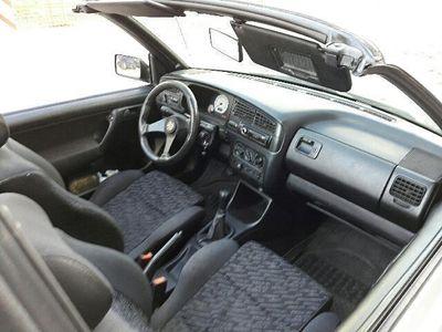usata VW Golf Cabriolet 1.6 cat Classic gpl Landi