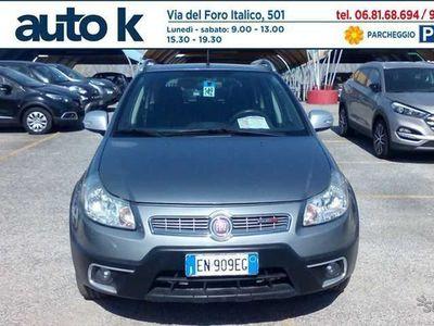 gebraucht Fiat Sedici 2.0 MJT 16V DPF 4x2 Dynamic