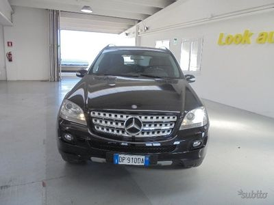 usata Mercedes ML320 sport - automatica - Navigatore