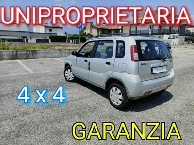 usata Suzuki Ignis 1.3 BENZINA 4X4