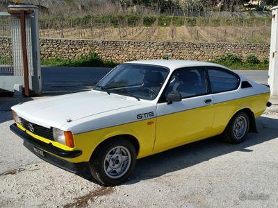 usata Opel Kadett 2.0 GT/E