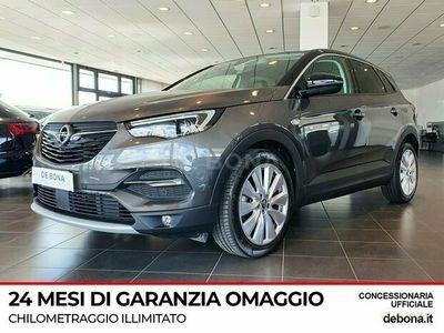 usata Opel Grandland X 1.2 ultimate s&s 130cv