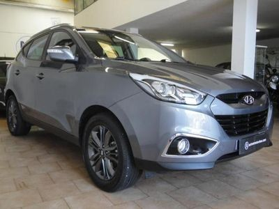 begagnad Hyundai ix35 1.7 CRDi 2WD Xpossible Unicoproprietario