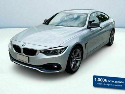usata BMW 420 Gran Coupé SERIE 4 GRAN COUPE d Sport
