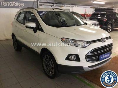 gebraucht Ford Ecosport 1.5 tdci 90cv