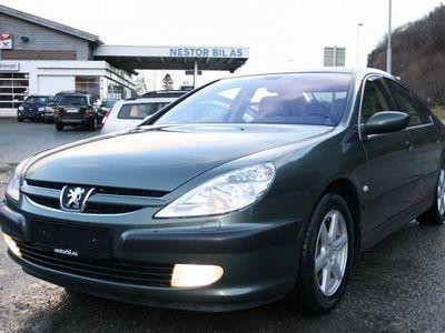 used Peugeot 607 2.2 Hdi Aut. Ben attrezzata