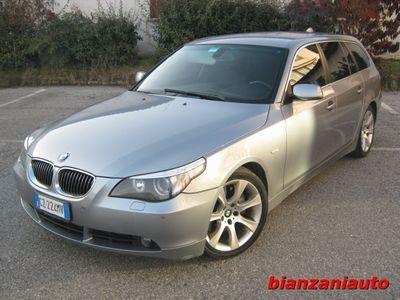 usata BMW 535 d cat Touring Eccelsa