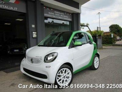 "usata Smart ForTwo Electric Drive EQ Passion AUTOMATICA 16"" PANORAMA"