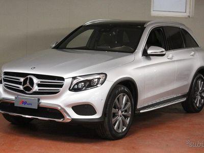 gebraucht Mercedes GLC250 D 4MATIC AUT TETTO PANORAM